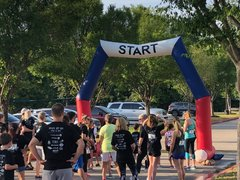 Start and Finish Line Inflatable Archway