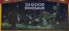 The Good Dinosaur Panel