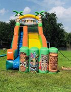 Tiki Water Slide