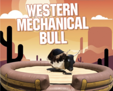 Zeus The Mechanical Bull Ride