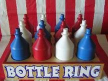 Bottle Ring Toss Game