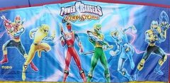 Power Rangers Panel