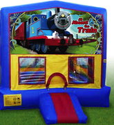 Train Theme Fun House