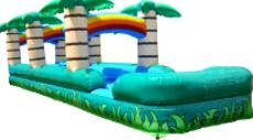 Tropical Dual Lane Slip n Slide