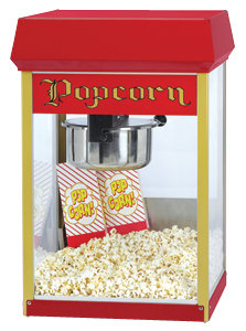 Pop Corn Machine w/50 Servings