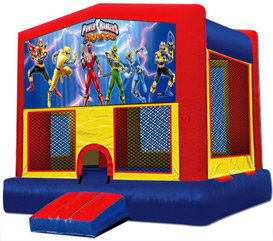 Power Rangers Fun House