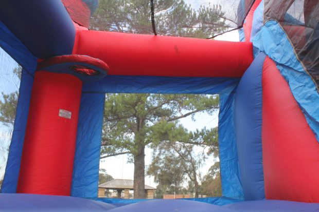 water bounce house rentals
