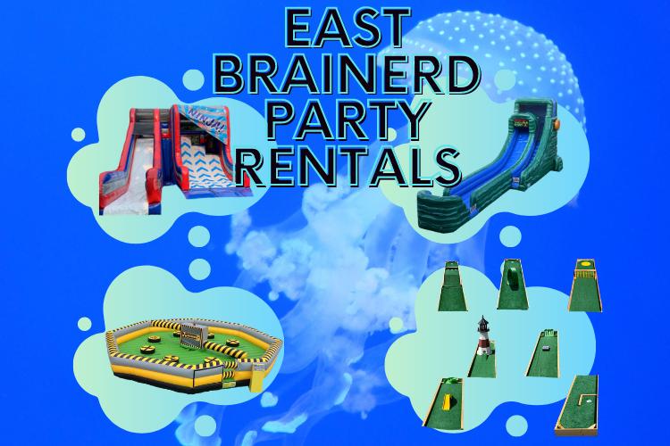 Party Rentals East Brainerd TN