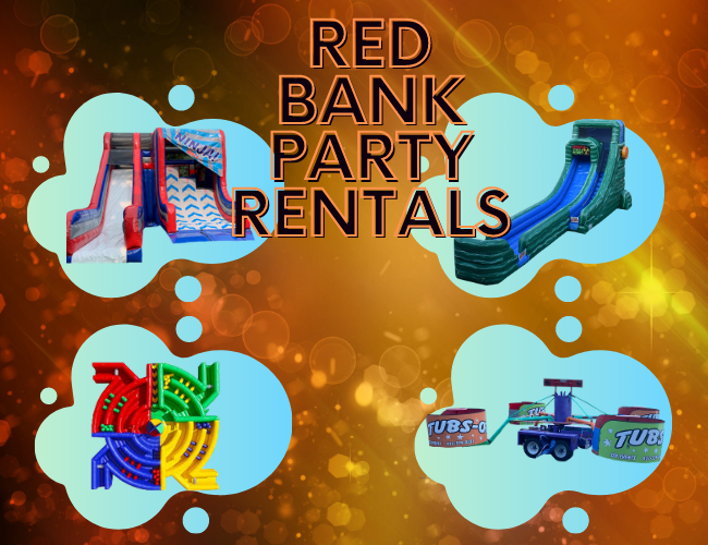 Red Bank TN  Birthday Party Rentals