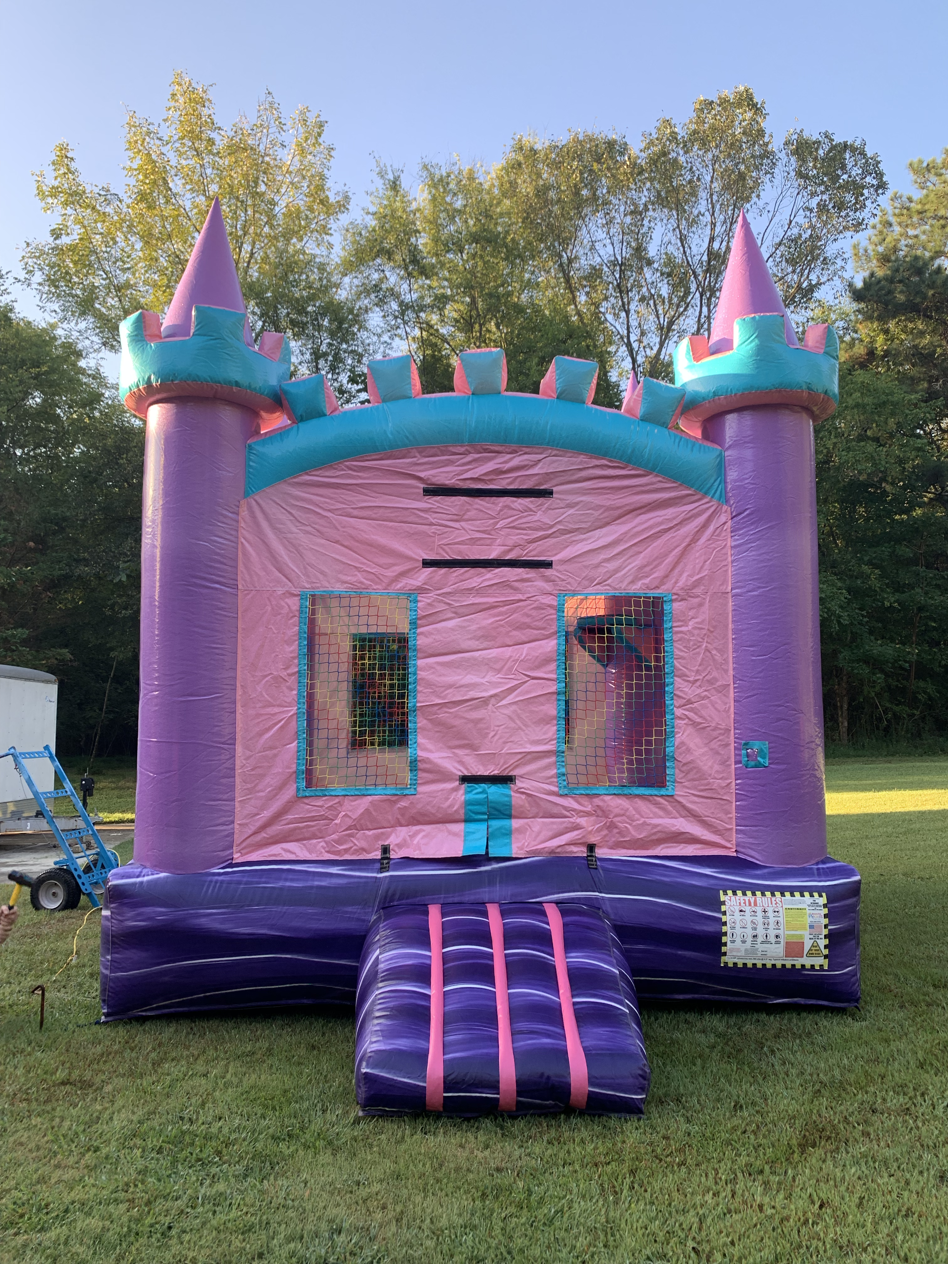 Glitter Bounce House Rentals Fort Oglethorpe GA