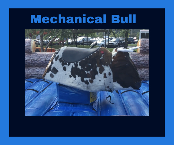 Mechanical Bull Rentals Calhoun GA