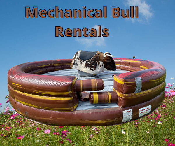 Mechanical Bull Rentals Dalton GA