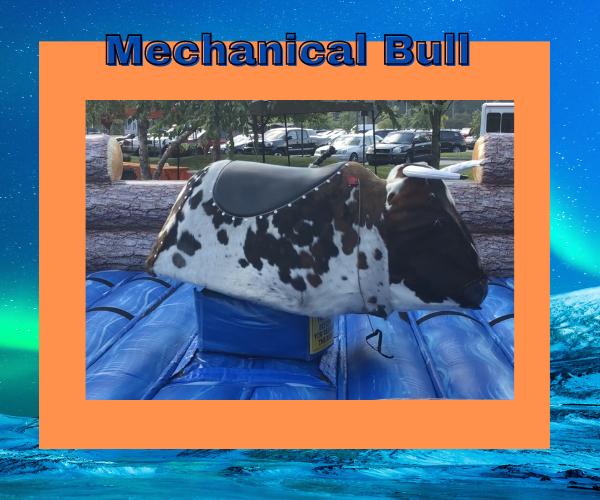 Mechanical Bull Rentals Ringgold GA