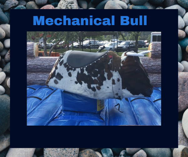 Mechanical Bull Rentals Varnell GA