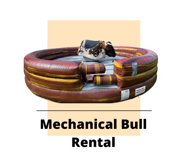 Mechanical Bull Rentals Rock Spring GA