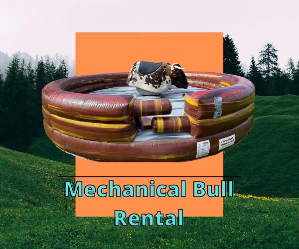 Mechanical Bull Rentals Soddy Daisy TN