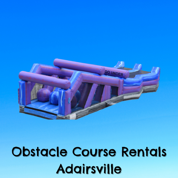 Cheap Obstacle Course Rentals  Adairsville GA