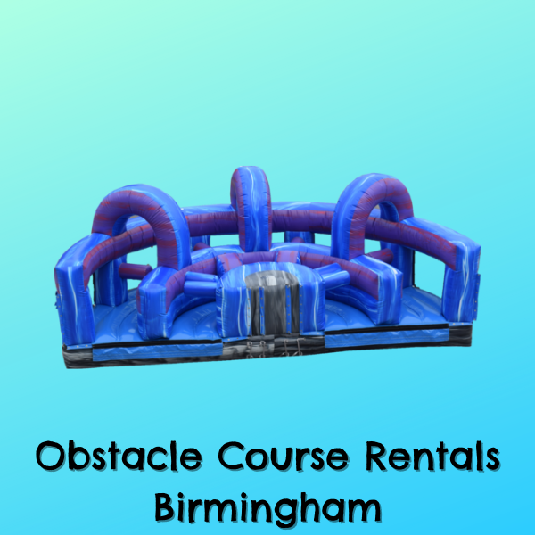 Cheap Obstacle Course Rentals Birmingham AL