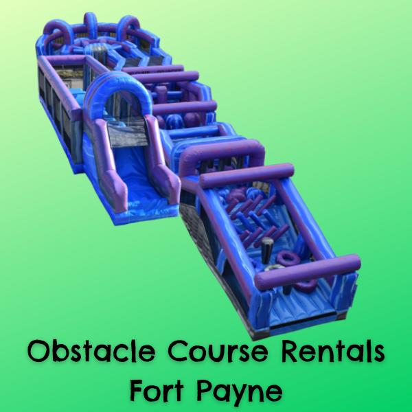 Cheap Obstacle Course Rentals Jasper AL