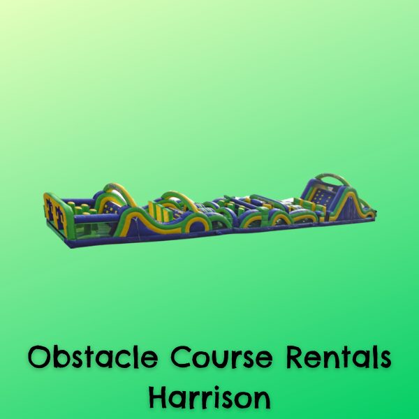 Cheap Obstacle Course Rentals Harrison TN