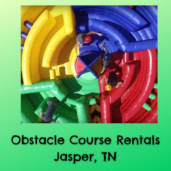 Cheap Obstacle Course Rentals Jasper TN