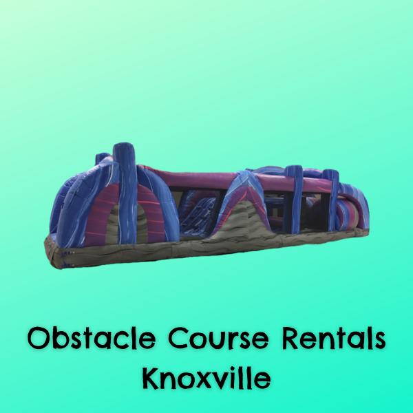 Cheap Obstacle Course Rentals Knoxville TN