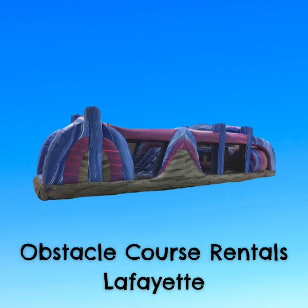 Cheap Obstacle Course Rentals Lafayette GA