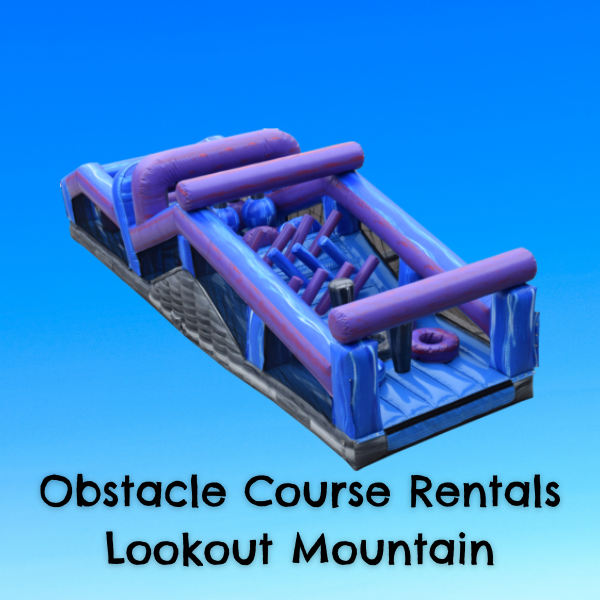 Cheap Obstacle Course Rentals Lookout Mountain TN