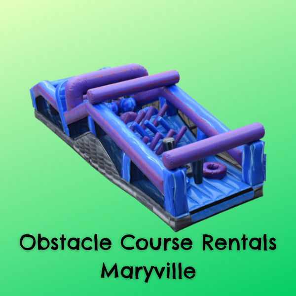 Cheap Obstacle Course Rentals Maryville TN
