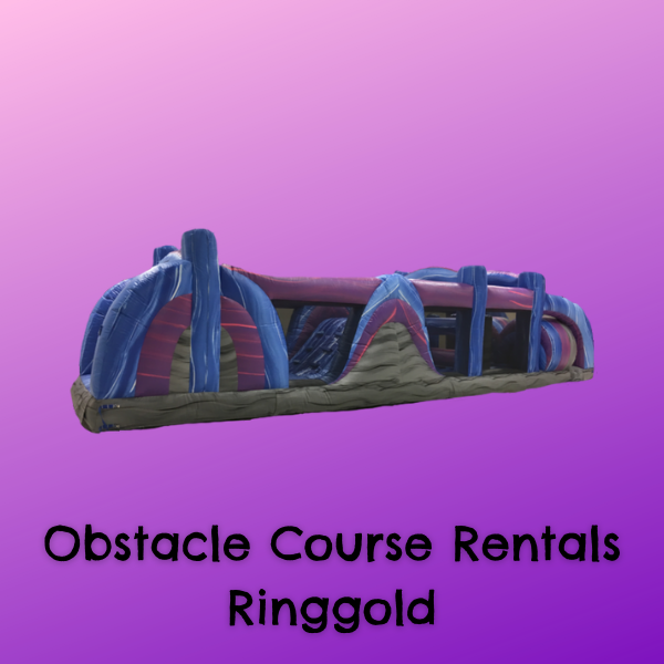 Cheap Obstacle Course Rentals Ringgold GA
