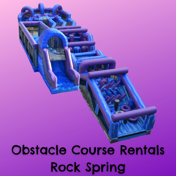 Cheap Obstacle Course Rentals Rock Spring GA