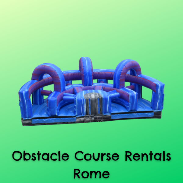 Cheap Obstacle Course Rentals Rome GA