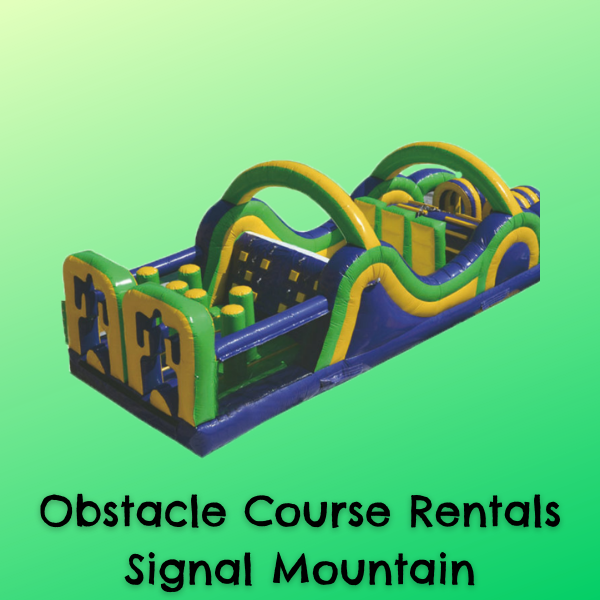 Cheap Obstacle Course Rentals Signal Mountain TN