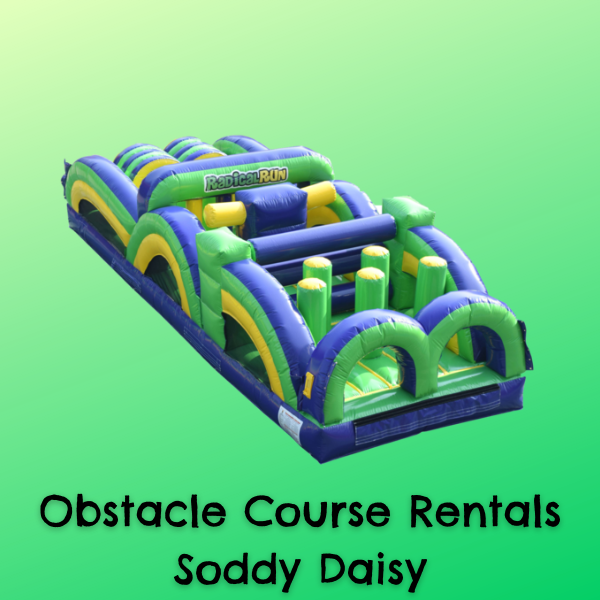Cheap Obstacle Course Rentals Soddy Daisy TN