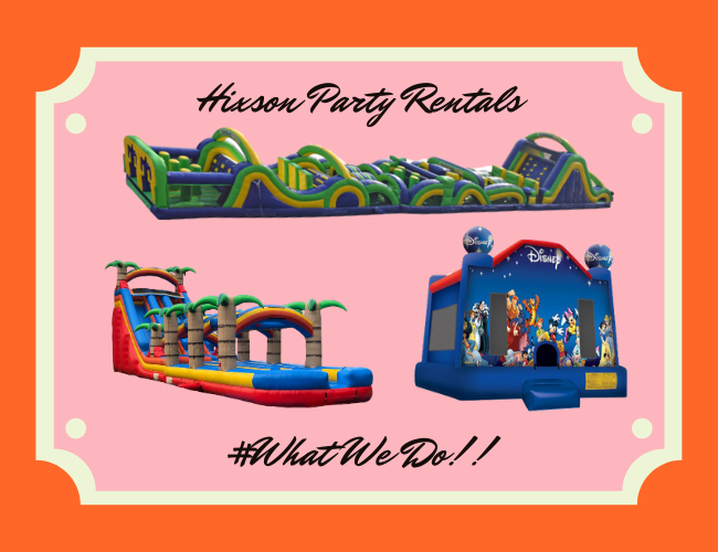 hixson party rental