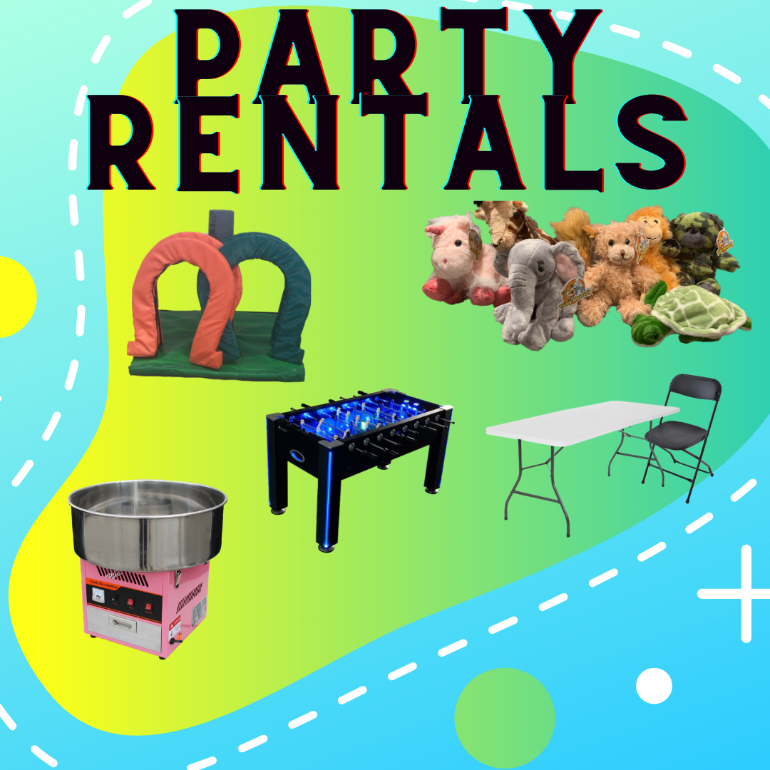 Party Rentals Fort Payne AL