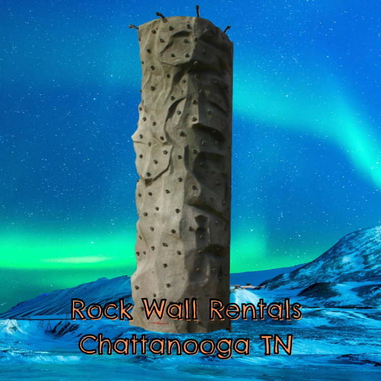 Mobile Rock Wall Rentals Chattanooga TN