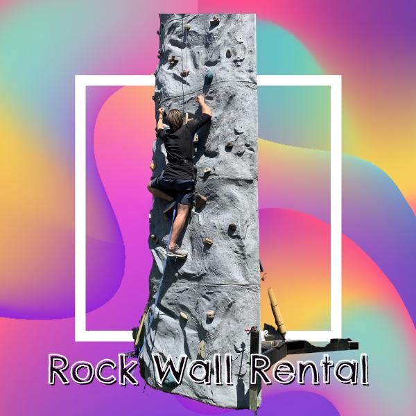 Mobile Rock Wall Rentals Birmingham AL