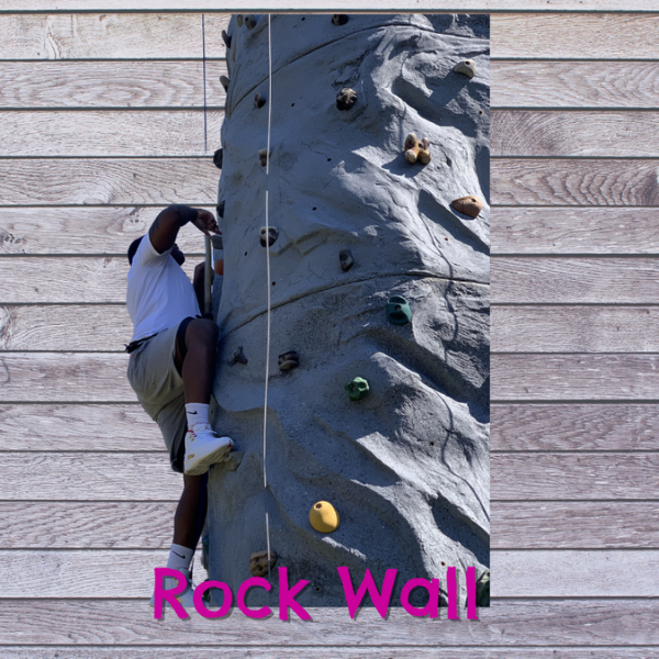Mobile Rock Wall Rentals Fort Payne AL