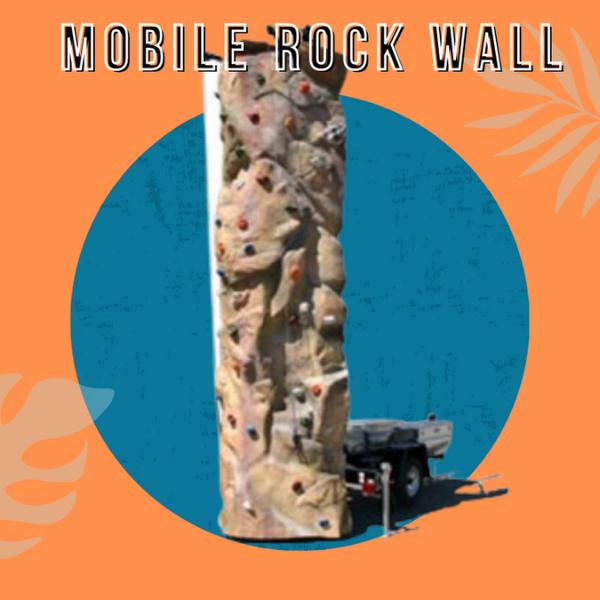Mobile Rock Wall Rentals Hixson TN