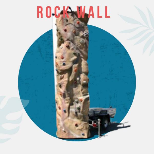 Mobile Rock Wall Rentals Huntsville AL