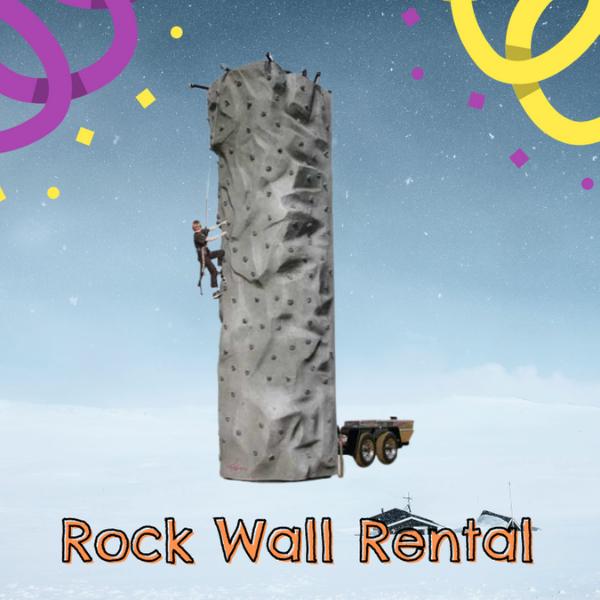 Mobile Rock Wall Rentals Rock Spring GA