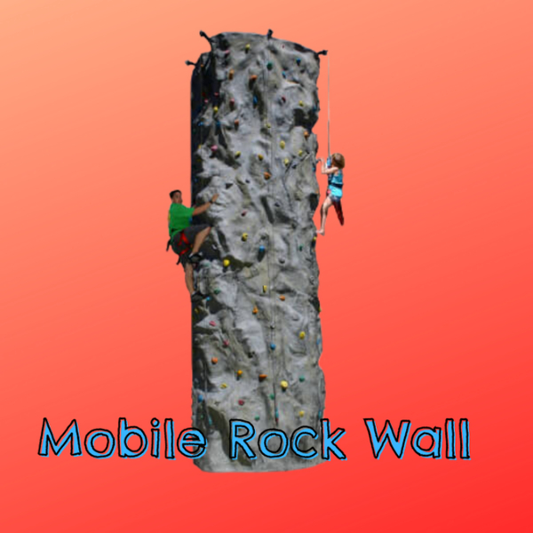 Mobile Rock Wall Rentals Rome GA