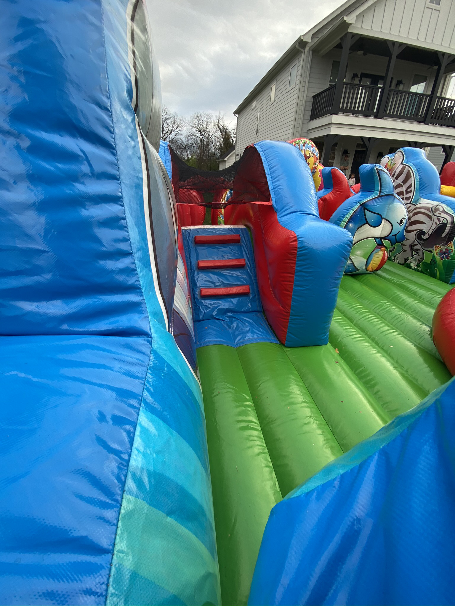 Toddle Bounce House Rental