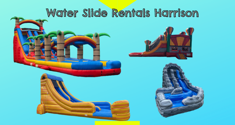 Water Slide Rentals Harrison TN