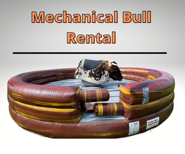 Mechanical Bull Rentals Athens TN