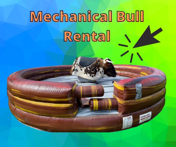 Mechanical Bull Rentals Birmingham AL
