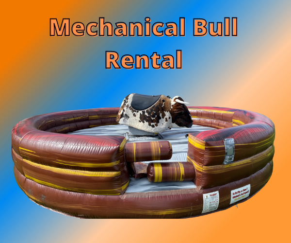 Mechanical Bull Rentals Huntsville AL