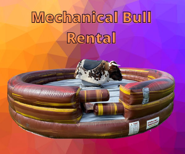 Mechanical Bull Rentals Jasper AL