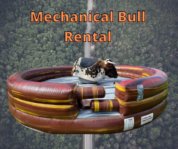 Mechanical Bull Rentals Jasper TN